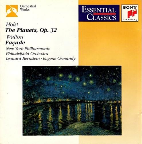 Holst: The Planets; Walton: Facade