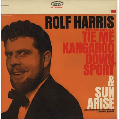 Tie Me Kangaroo Down, Sport & Sun Arise