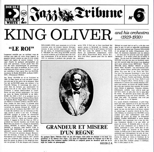 King Oliver & His Orchestra (1929-1930) [Epic]