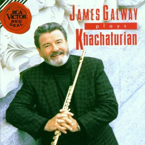 James Galway plays Khachaturian