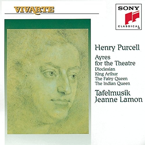 Henry Purcell: Ayres for the Theatre