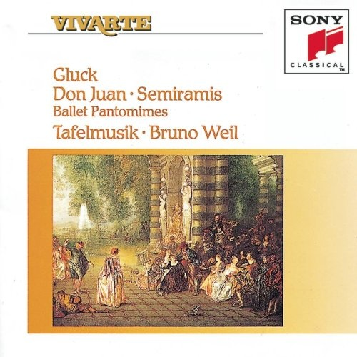 Gluck: Don Juan, Sémiramis - Ballet Pantomimes