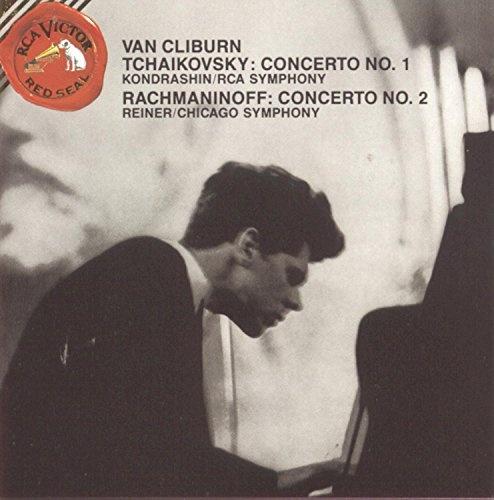 Tchaikovsky: Concerto No. 1; Rachmaninoff: Concerto No. 2