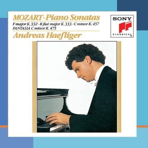 Mozart: Piano Sonatas, K. 332, 333, 475 & 457