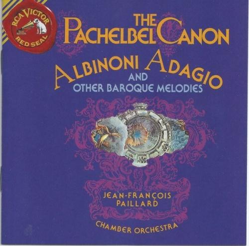 Pachelbel Canon, Albinoni Adagio & Other Baroque Melodies