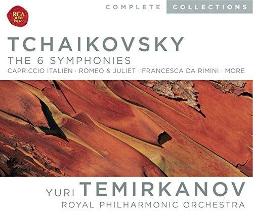 Tchaikovsky: The 6 Symphonies