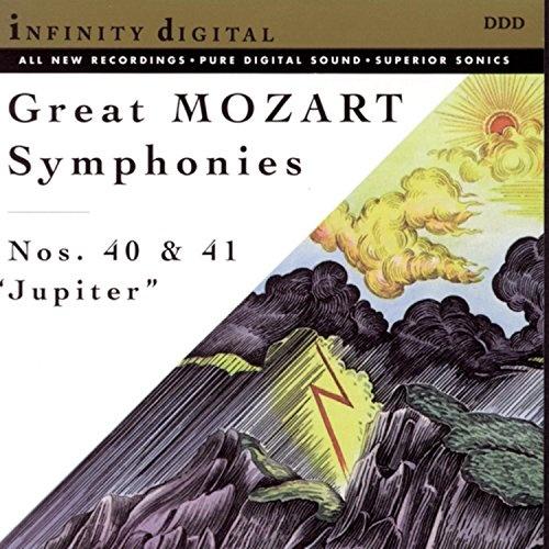 Great Mozart Symphonies: Nos. 40 & 41