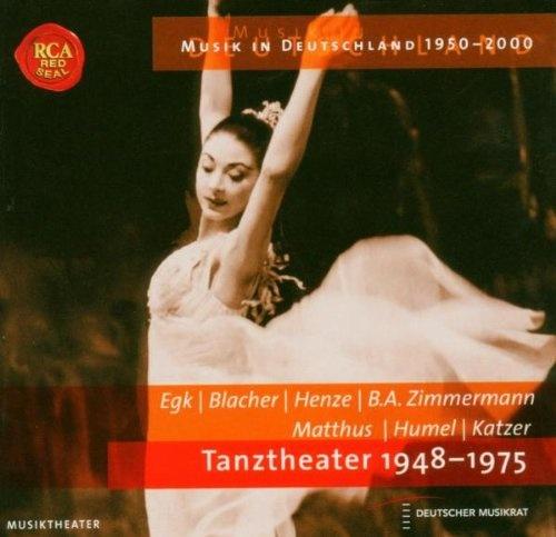 Musik in Deutschland 1950-2000 Vol. 74/Var