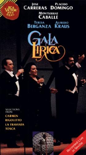 Gala Lirica [Video]