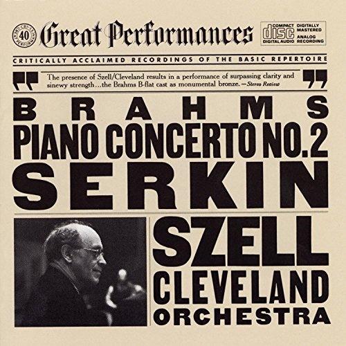 Brahms: Piano Concerto No. 2