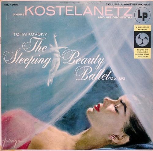 Tchaikovsky: Sleeping Beauty Op66