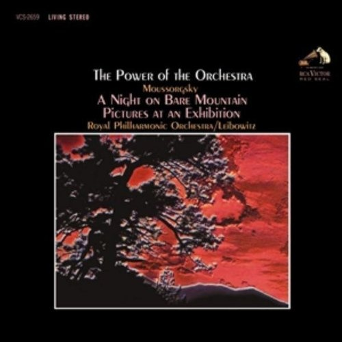 The Power of the Orchestra: Mussorgsky - A Night on Bare Mountain, Pictures at an Exhibition