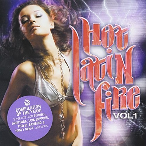 Hot Latin Fire, Vol. 1