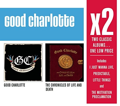 Good Charlotte/The Chronicles of Life and Death