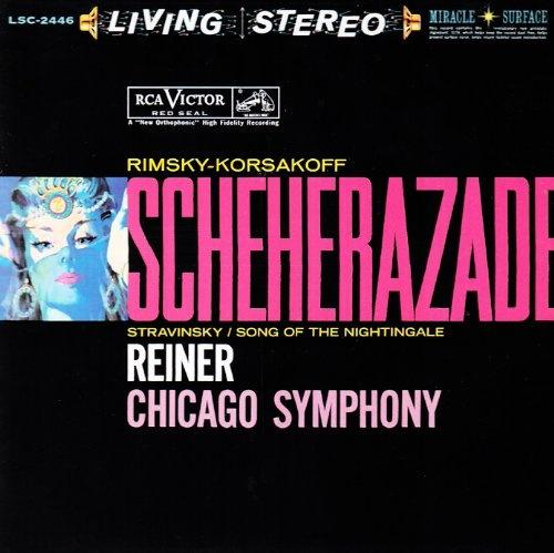 Rimsky-Korsakov: Scheherazade, Op. 35; Stravinsky: Le Chant du Rossignol