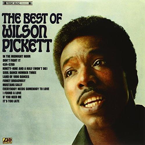 The Best of Wilson Pickett [Atlantic]