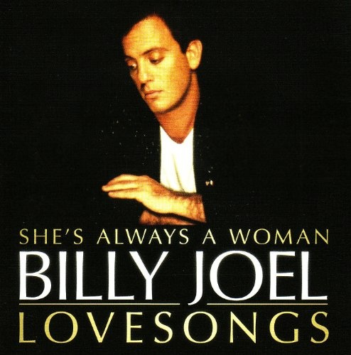She's Always a Woman to Me: Lovesongs