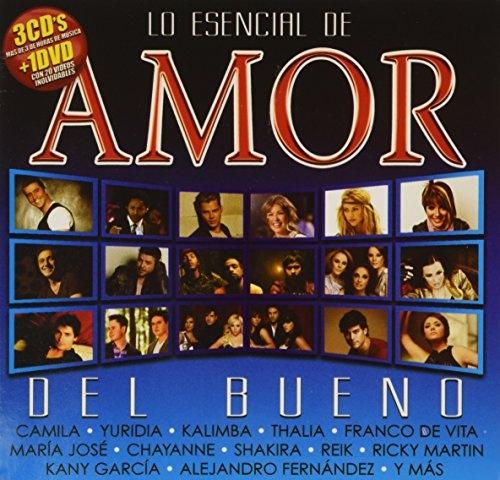 Esencial de Amor Del Bueno, Vol. 3