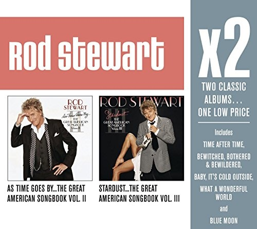 As Time Goes By/Stardust [The Great American Songbook, Vols. 2-3]