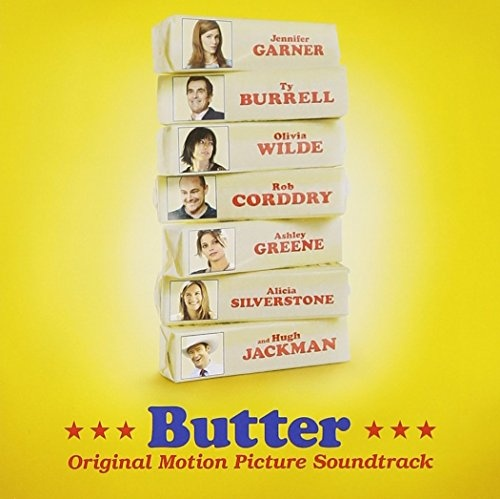 Butter [2012 Original Motion Picture Soundtrack]