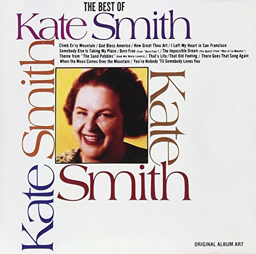 The  Best of Kate Smith [Sony]