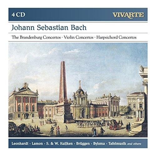 Johann Sebastian Bach: The Brandenburg Concertos; Violin Concertos; Harpsichord Concertos