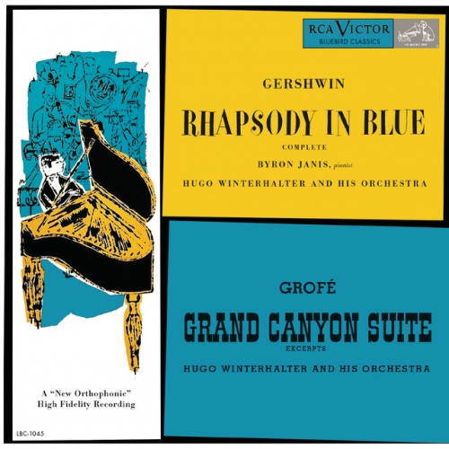 Gershwin: Rhapsody In Blue; Grofé: Grand Canyon Suite