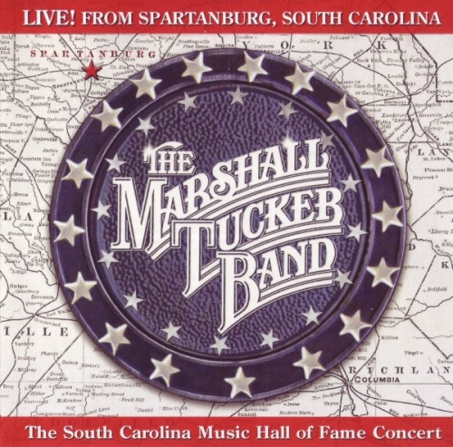 Live from Spartanburg, South Carolina