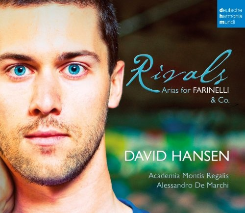 Rivals: Arias for Farinelli & Co.
