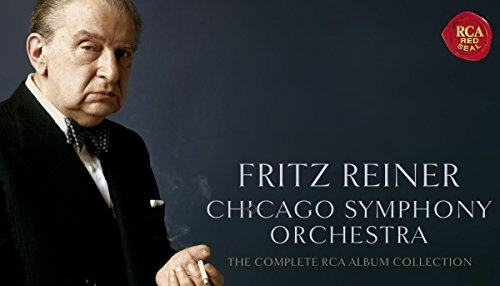 The Complete Chicago Symphony Recordings on RCA