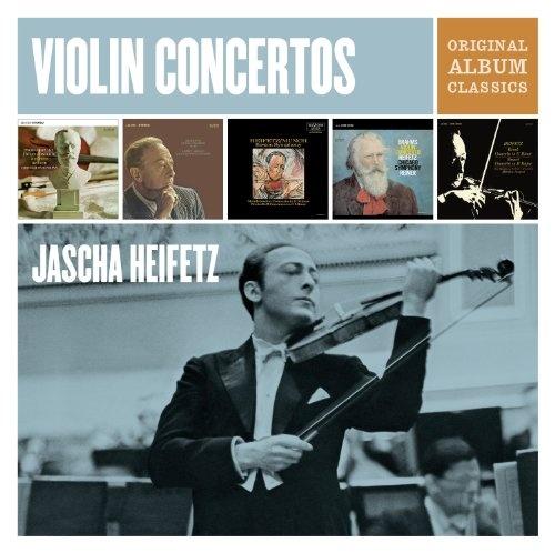 Original Album Classics: Violin Concertos