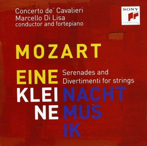Mozart: Eine Kleine Nachtmusik - Serenades and Divertimenti for Strings