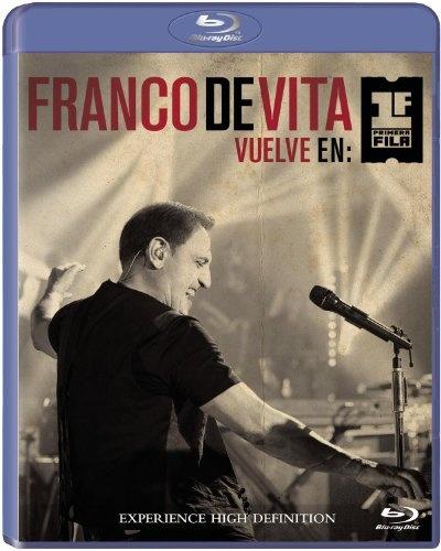 Franco de Vita Vuelve en Primera Fila [Video]