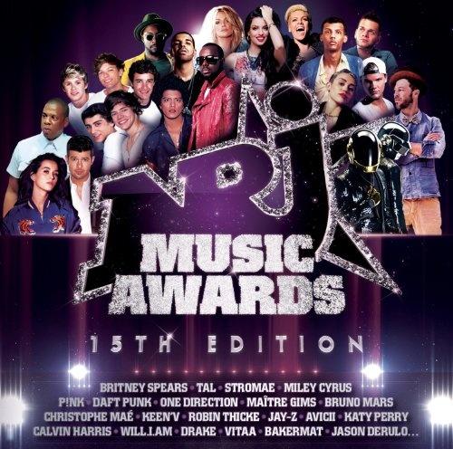 NRJ Music Awards: 15th Edition