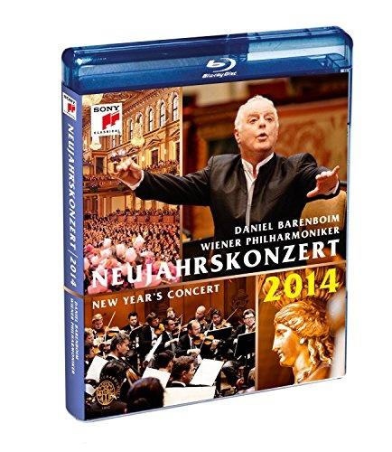 Neujahrskonzert (New Year's Concert) 2014 [Video]
