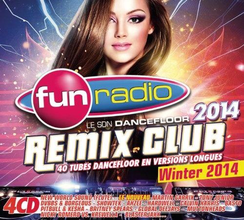 Fun Remix Club Winter 2014