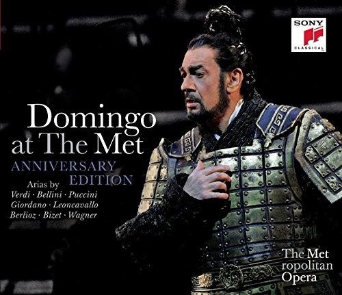Domingo at the Met: Anniversary Edition