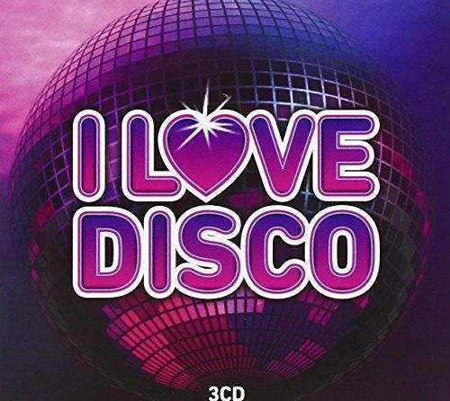 I Love Disco [Sony]
