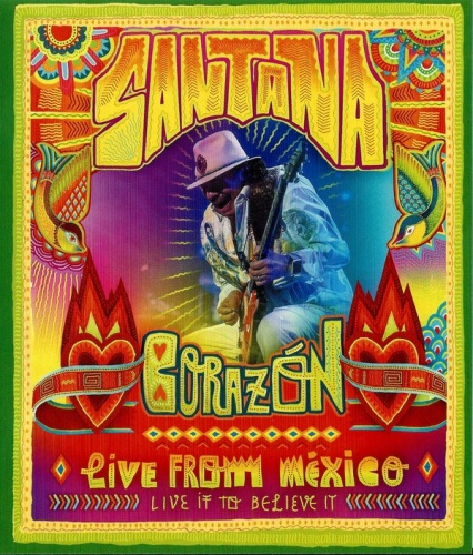 Corazon: Live from Mexico - Live It to Believe it [Video]