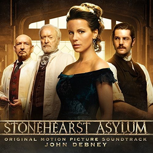 Stonehearst Asylum [Original Score]