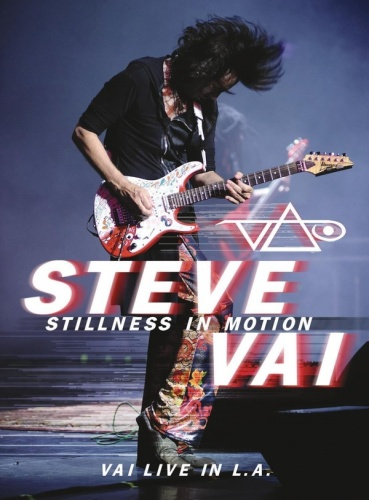 Stillness in Motion: Vai Live in L.A. [Video]