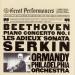 "Beethoven: Piano Concerto No. 1; ""Les Adieux"" Sonata"