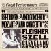 Beethoven: Piano Concerto No. 4; Mozart: Piano Concerto No. 25