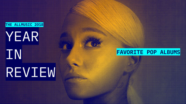 Favorite Pop Albums | AllMusic 2018 in Review