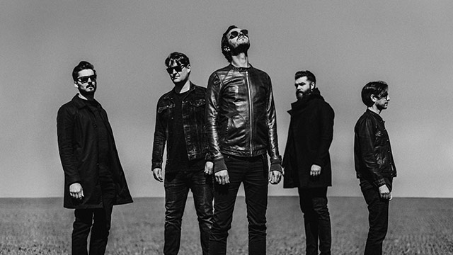 Editors Frontman Tom Smith Discusses Pushing the Band's Limits With 'Violence'