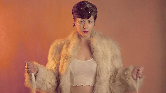 Album Premiere: Ruby Rose Fox, 'Salt'