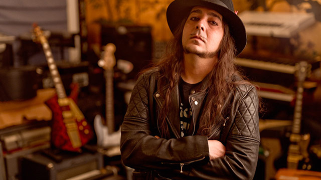 Scars on Broadway and System of a Down's Daron Malakian on Songs, Sports, and Huge Guitar Picks