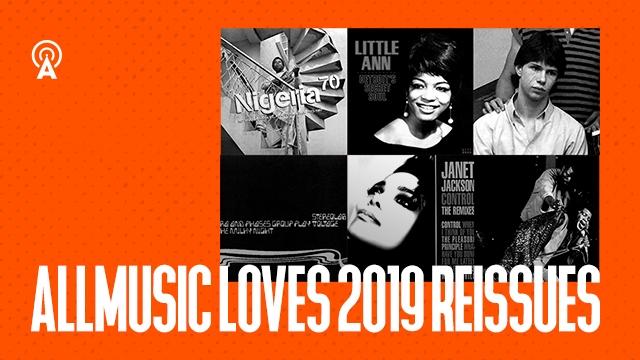 AllMusic Loves 2019 Reissues