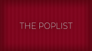The Poplist with The Golden Awesome