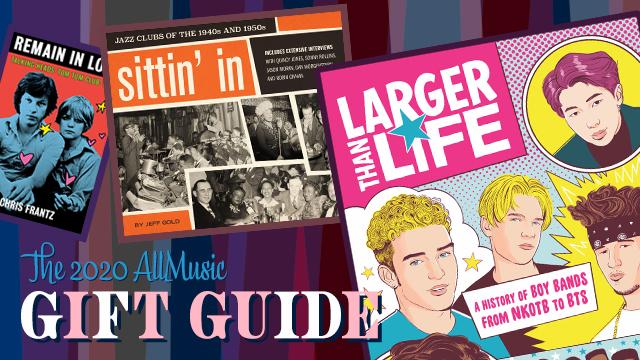 The 2020 AllMusic Gift Guide: Books
